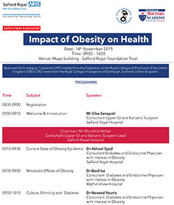 Impact of Obesity on Health
